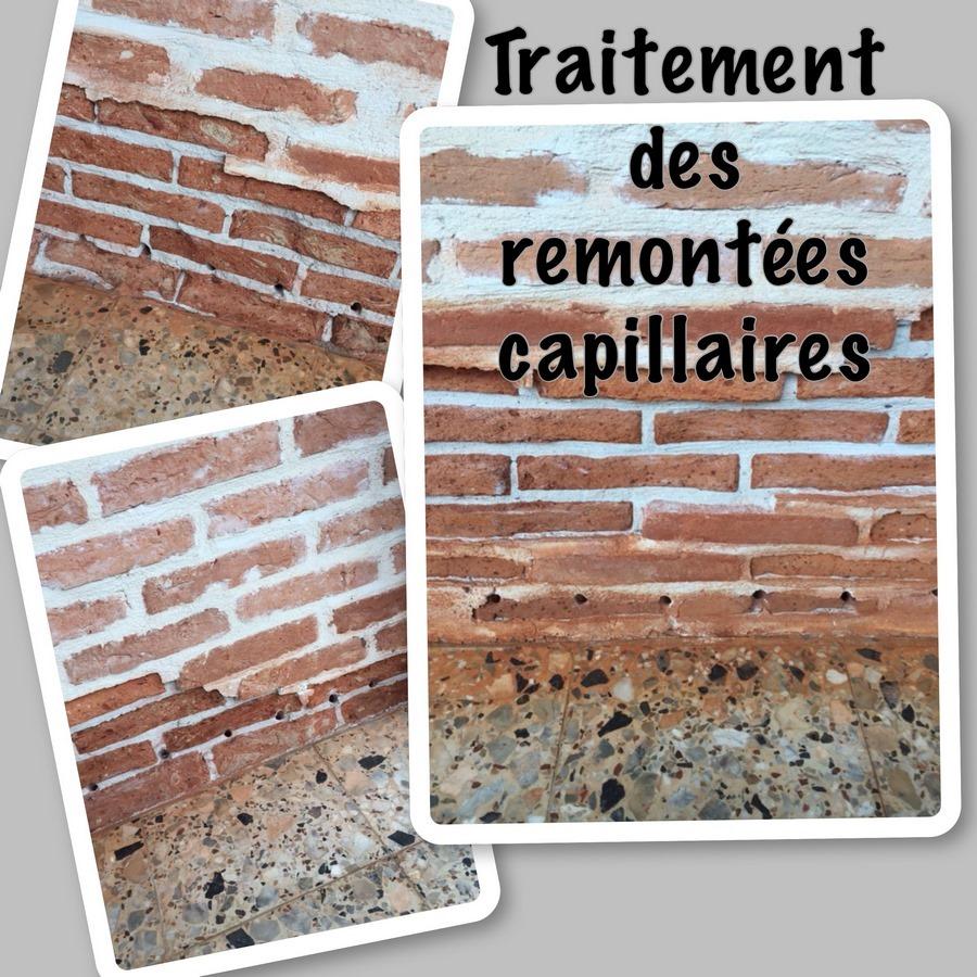 Devis Traitement Humidité  L'Isle-sur-la-Sorgue → Tarif : Entreprise, diagnostic remontées capillaires murs